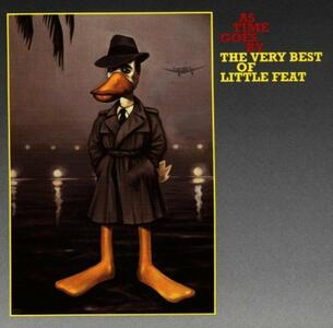 As Time Goes by. Best of - CD Audio di Little Feat