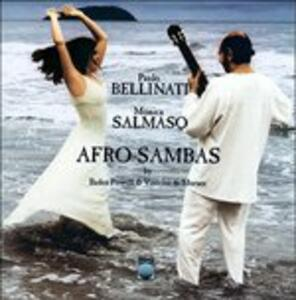Afro Sambas - CD Audio di Paulo Bellinati