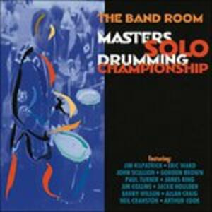Band Room Master Solo - CD Audio