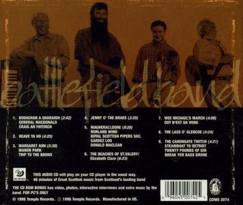 Rain, Hail or Shine - CD Audio di Battlefield Band - 2