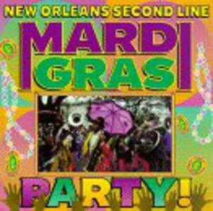 Mardi Gras Party - CD Audio
