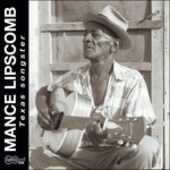 CD Texas Songster Mance Lipscomb