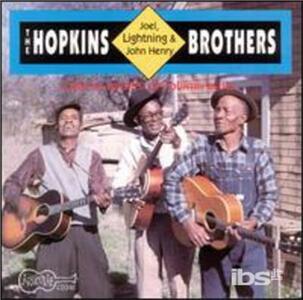 Lightning, Joel & Henry - CD Audio di Hopkins Brothers