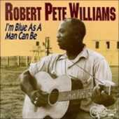 CD Vol.1. I'm Blue as a Man Can be Robert Pete Williams