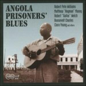 Angola Prisoner's Blues - CD Audio