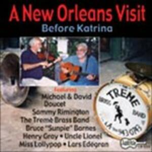 A New Orleans Visit Before Katrina (Colonna Sonora) - CD Audio