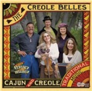Cajun Creole - CD Audio di Creole Belles