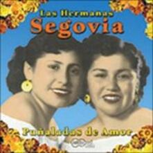 Punaladas De Amor - CD Audio di Los Hermanas Segovia