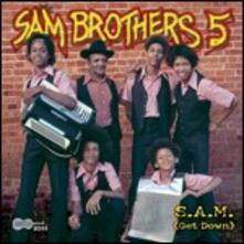 Sam. Get Down - CD Audio di Sam Brothers 5