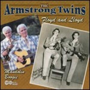 Mandolin Boogie - CD Audio di Armstrong Twins