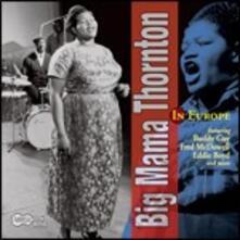 In Europe - CD Audio di Big Mama Thornton