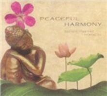 Peaceful Harmony. Eastern-Inspired Relaxation - CD Audio