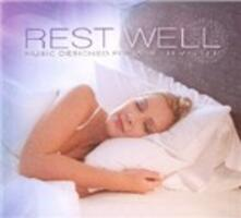 Rest Well. Music Designed for a Better - CD Audio