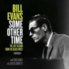 Some Other Time - CD Audio di Bill Evans