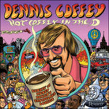 Hot Coffey in the D - CD Audio di Dennis Coffey