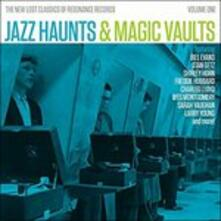 Jazz Haunts & Magic Vaults - CD Audio