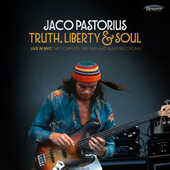 CD Truth Liberty & Soul Jaco Pastorius