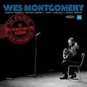 CD In Paris Wes Montgomery