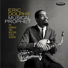 Musical Prophet. Expanded 1963 New York - CD Audio di Eric Dolphy