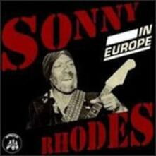 In Europe - CD Audio di Sonny Rhodes