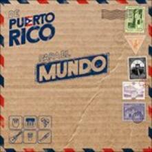 De Puerto Rico Para El Mundo - CD Audio