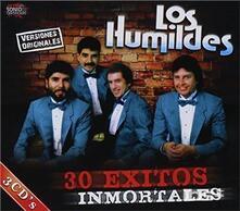 30 Exitos Inmortales - CD Audio di Los Humildes
