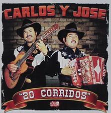 20 Corridos - CD Audio di Carlos y José