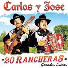 20 Rancheras - CD Audio di Carlos y José