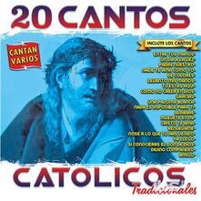 20 Cantos catolicos tradicionales - CD Audio