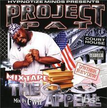 Mix Tape: Appeal - CD Audio di Project Pat