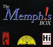 Memphis Box - CD Audio