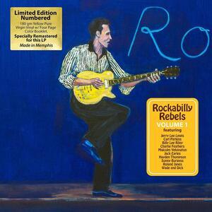 Rockabilly Rebels 1 - Vinile LP