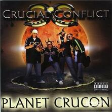 Planet Crucon - CD Audio di Crucial Conflict
