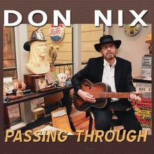 Passing Through - CD Audio di Don Nix