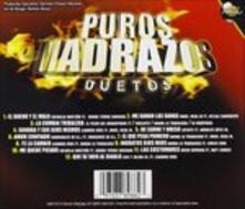 Puros Madrazos. Duetos - CD Audio