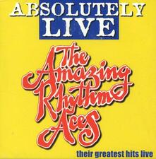Absolutely Live - CD Audio di Amazing Rhythm Aces