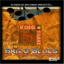 Bag O' Blues vol.2 - CD Audio