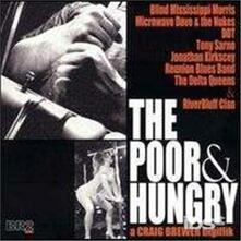 Poor & Hungry (Colonna Sonora) - CD Audio
