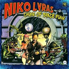 Chunk of Space Funk - CD Audio di Niko Lyras