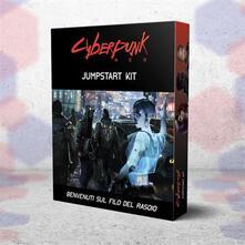 CYP - Cyberpunk Red, Jumpstart Kit. Gioco da tavolo