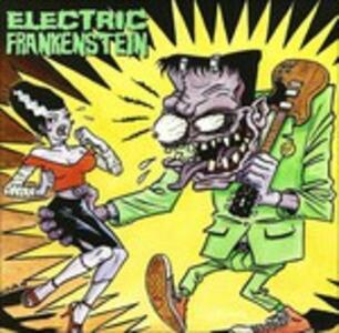 Nail it Down! - Vinile LP di Electric Frankenstein