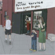 Such Great Heights - CD Audio Singolo di Postal Service