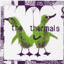 No Culture Icons - CD Audio Singolo di Thermals
