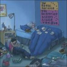 The District Sleeps Alone Tonight - CD Audio Singolo di Postal Service