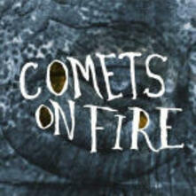 Blue Cathedral - CD Audio di Comets on Fire