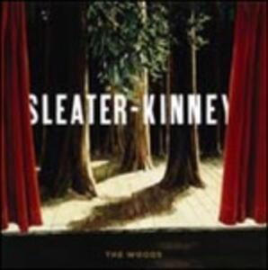 Woods - Vinile LP di Sleater-Kinney