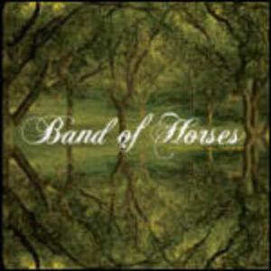 Foto Cover di Everything All the Time, CD di Band of Horses, prodotto da Sub Pop