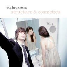 Structure and Cosmetics - CD Audio di Brunettes
