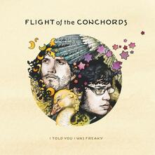 I Told You I Was Freaky (Musicassetta) - Musicassetta di Flights of the Conchords