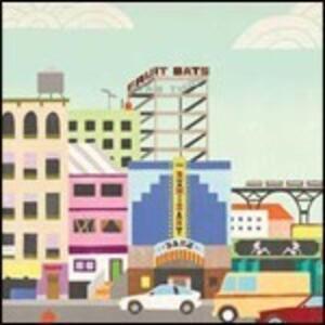 The Ruminant Band - Vinile LP di Fruit Bats